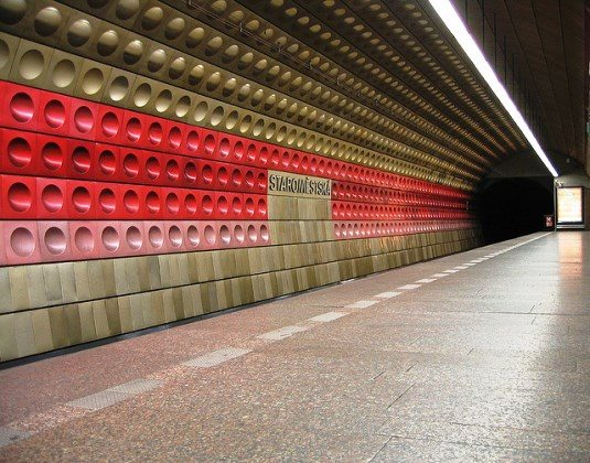 Staromestska U-Bahn