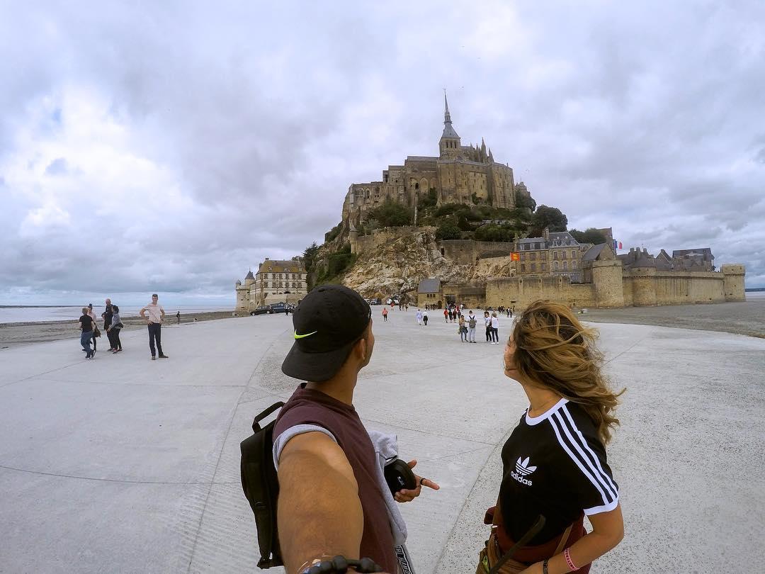 Normandia cosa vedere - Mont St Michel