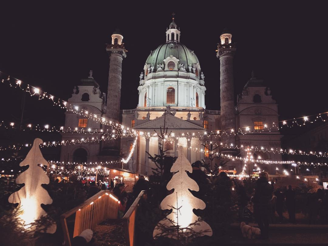 Christmas Markets in Europe - Vienna