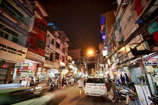 10 of the Best Places to Party in Asia. Party Ho Chi Mihn City Vietnam