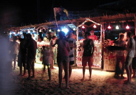 10 of the Best Places to Party in Asia. Party Koh Pangan