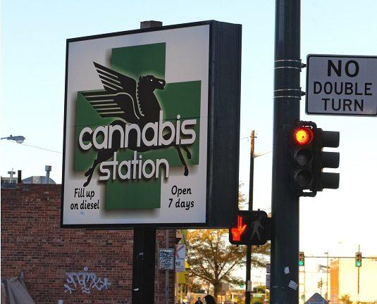 Colorado Cannabis Station