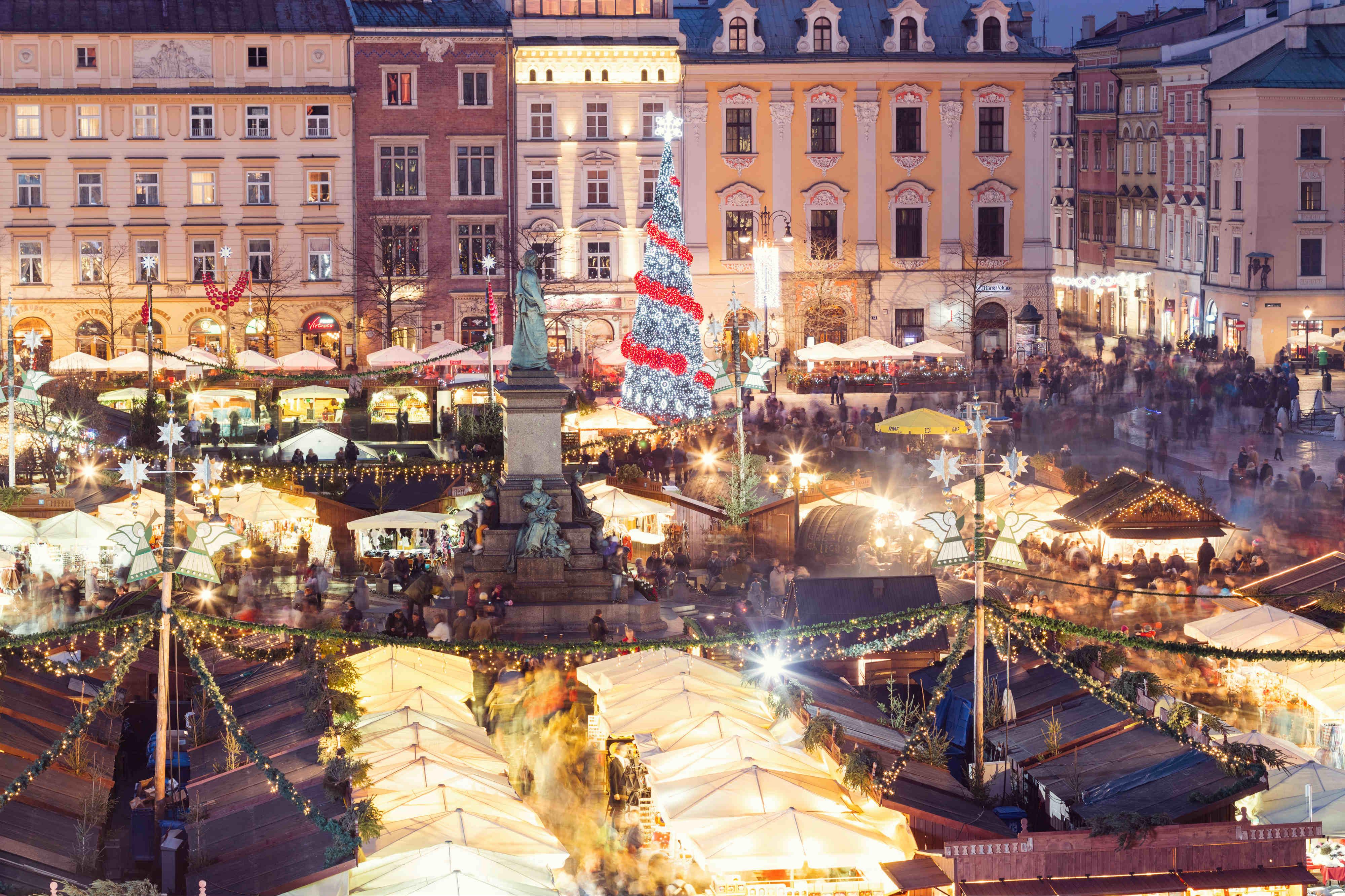 séjour noël original - Pologne