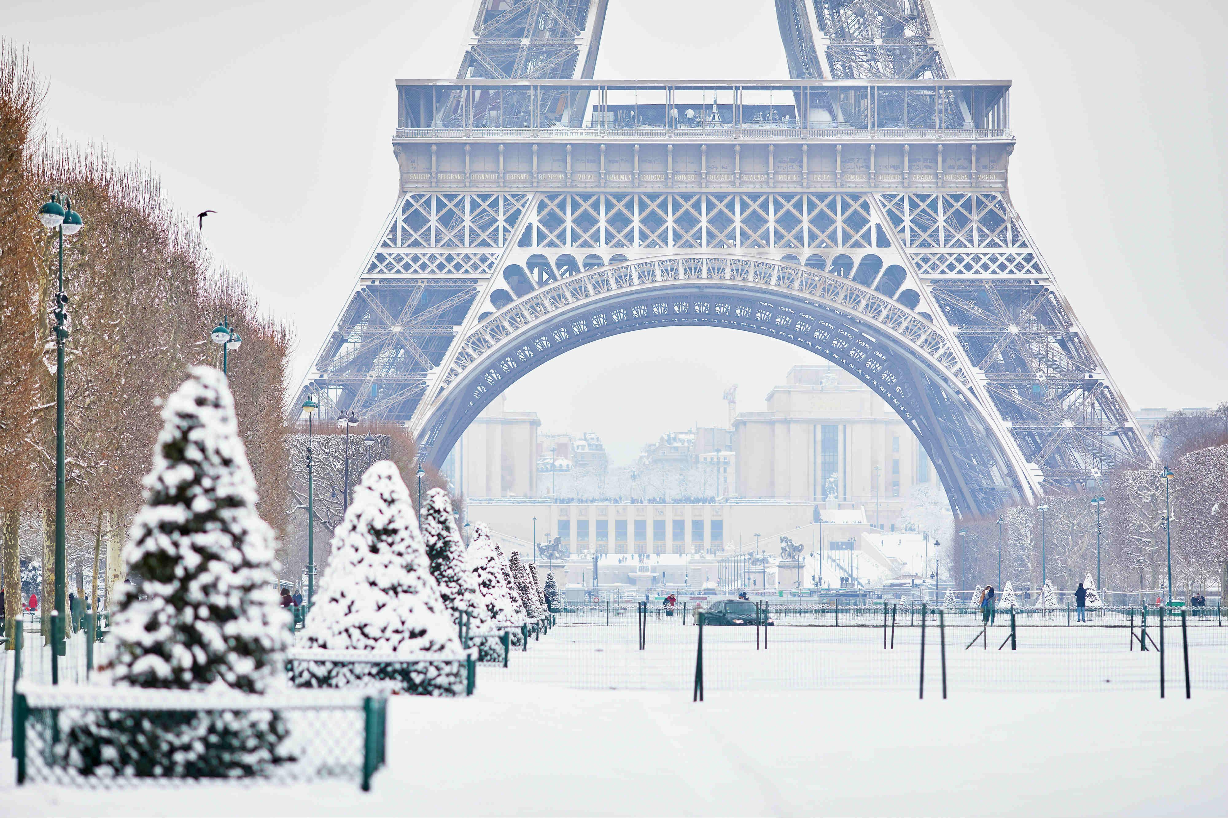 séjour noël original - Paris
