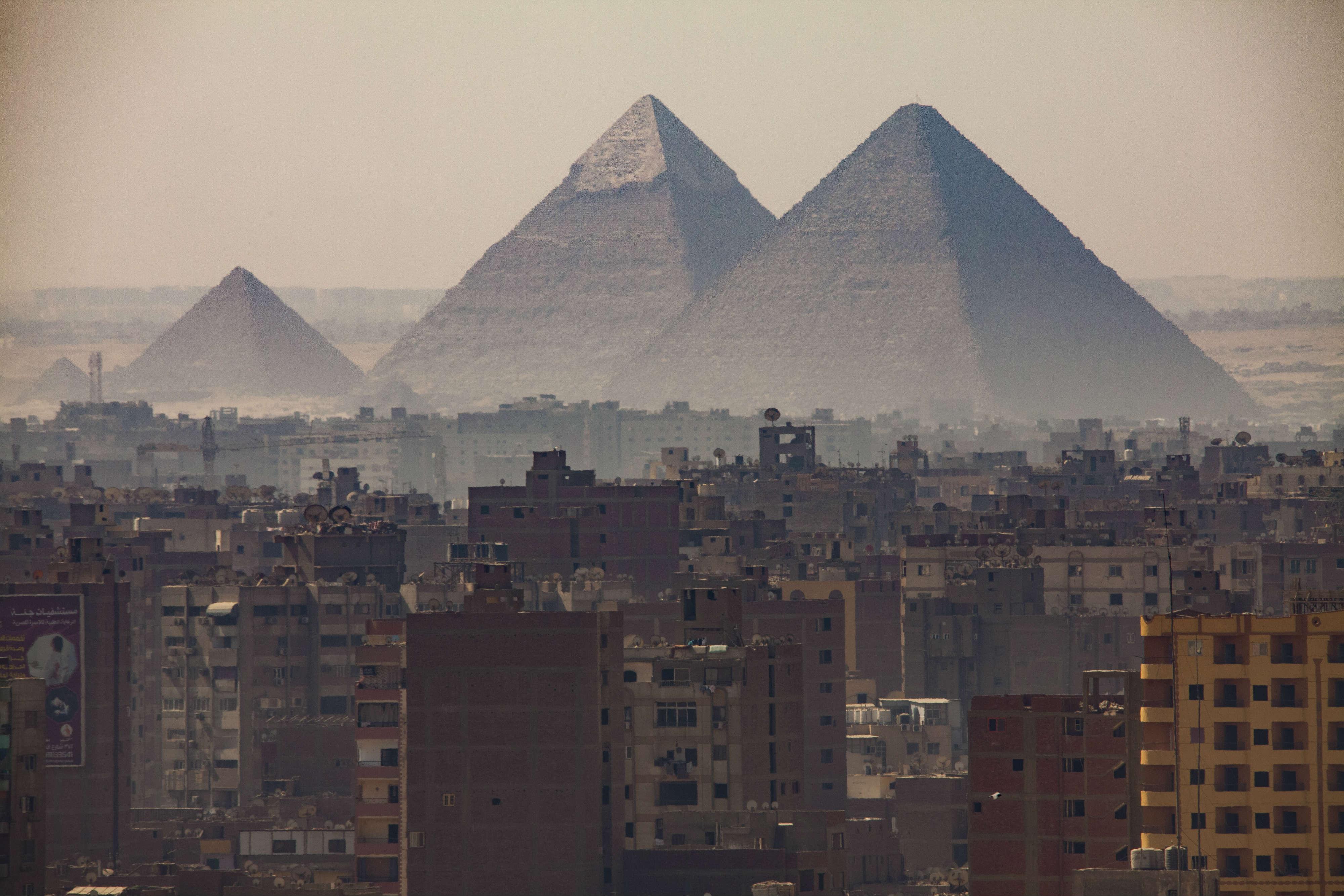 séjour noël original - Egypte