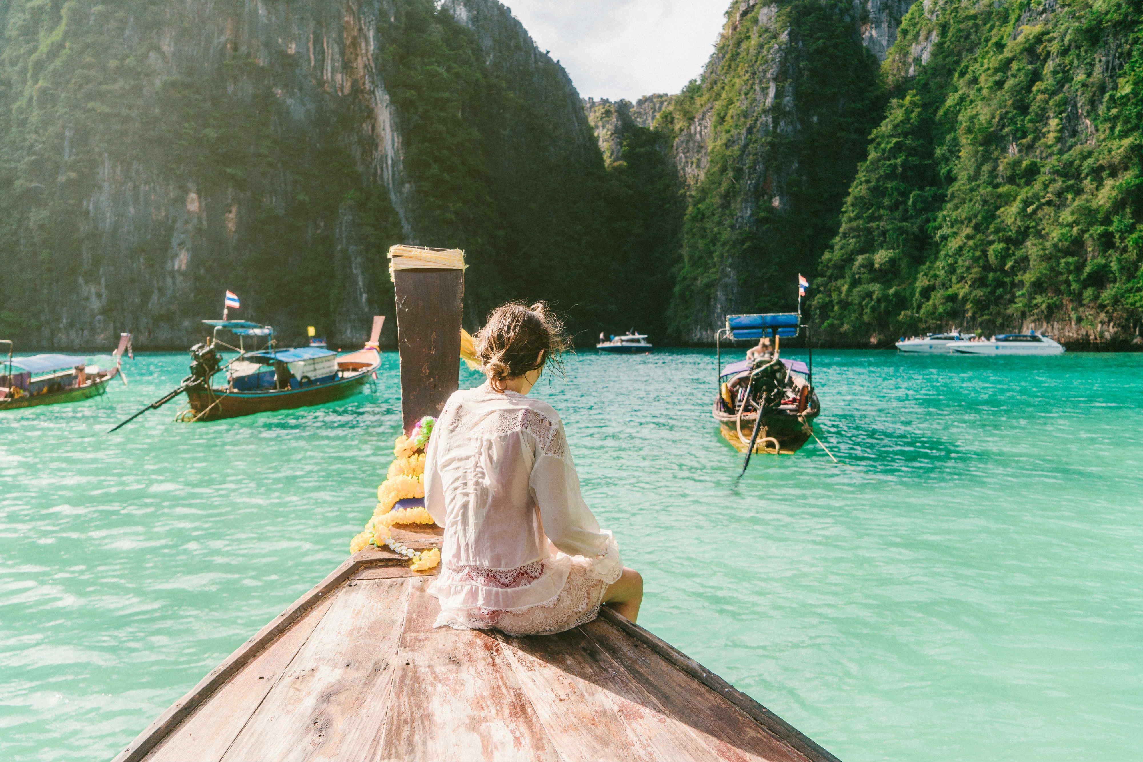 séjour noël original - Thaïlande