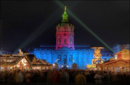 Charlottenburg - illuminations