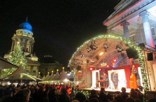 Weihnachtszauber - spectacle