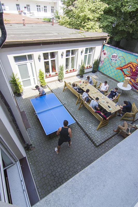 Best Hostels in Prague - Brix hostel