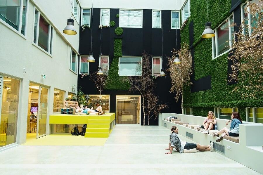 Best Hostels in Amsterdam - ClinkNOORD