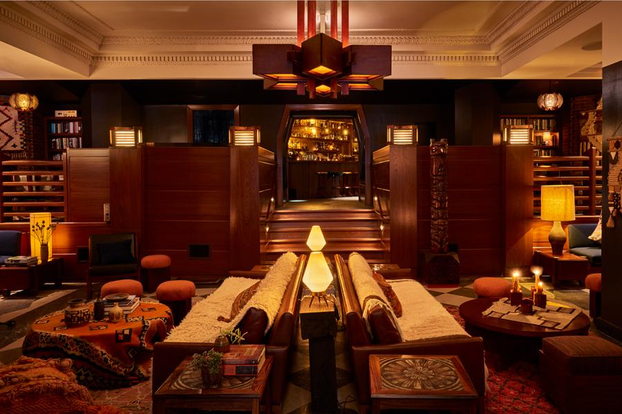 lobby-2, best hostels in us, top us hostels