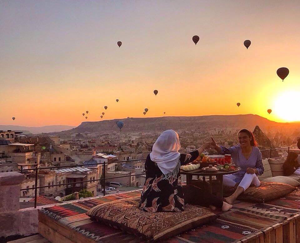 Travel Experiences @Ouaffa Dk