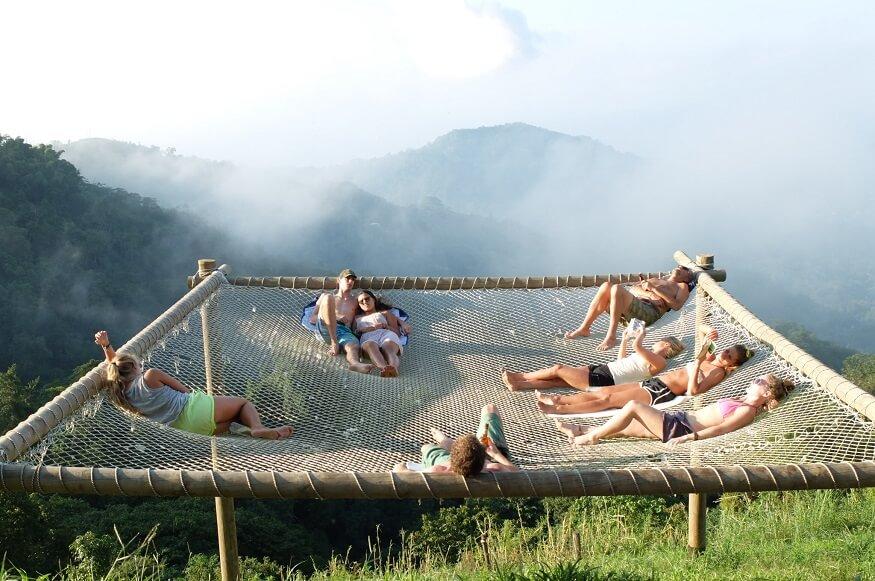 Travel Experiences,best travel experiences_giant hammock hostel casa elemento