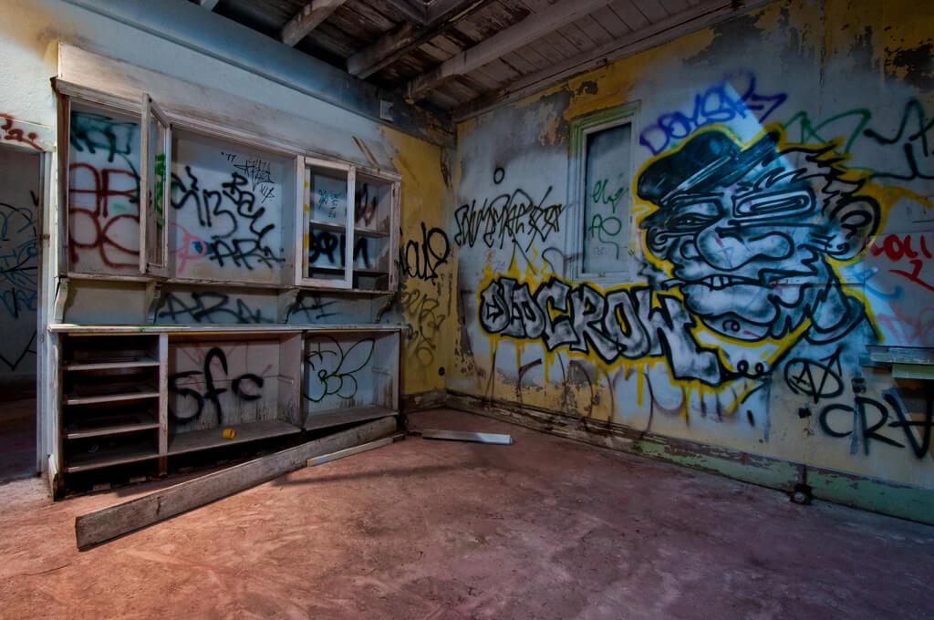 Bucket List Ideas - Fleishhacker Pool Ruins