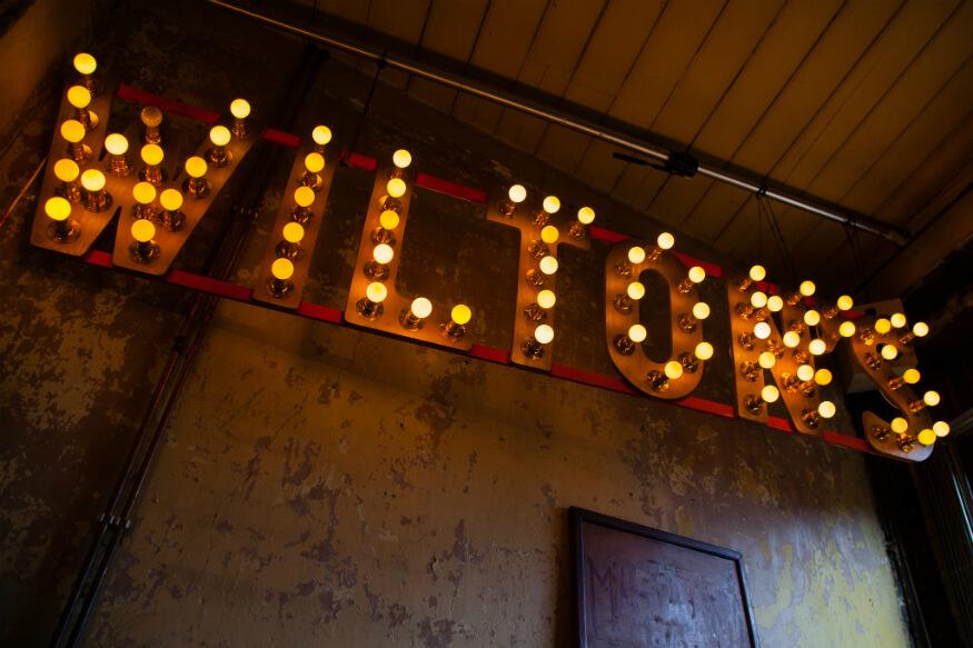 bucket list ideas - wilton's music hall