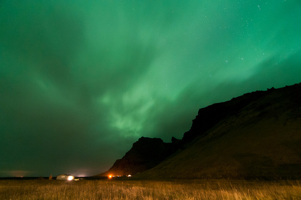 bucket list ideas - northern lights