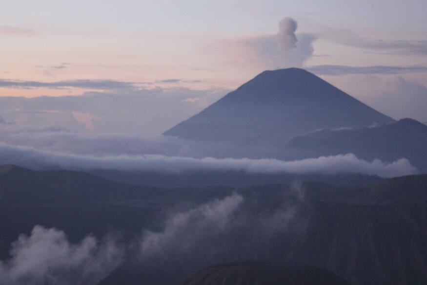 bucket list ideas - volcano trekking