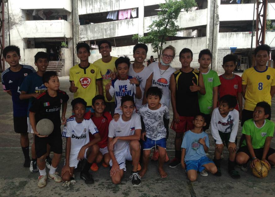 bucket list ideas - volunteering in the philippines