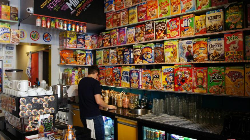 bucket list ideas - cereal cocktails