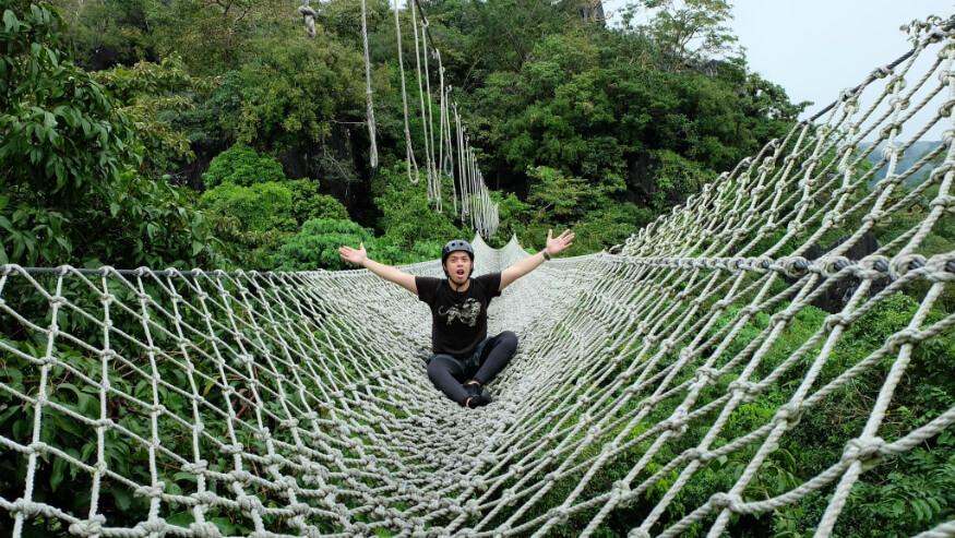 bucket list ideas - giant hammock