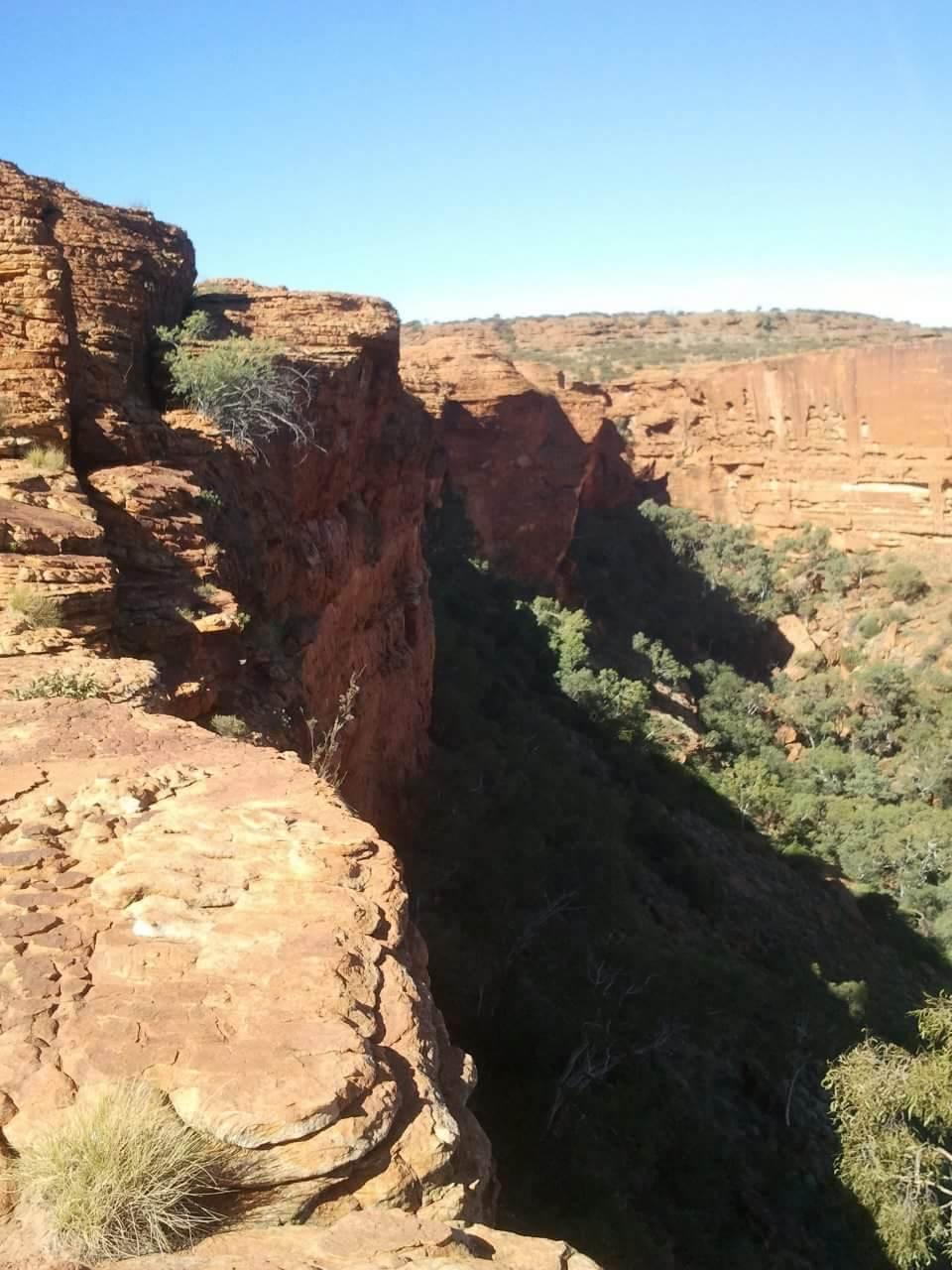 bucket list ideas - kings canyon