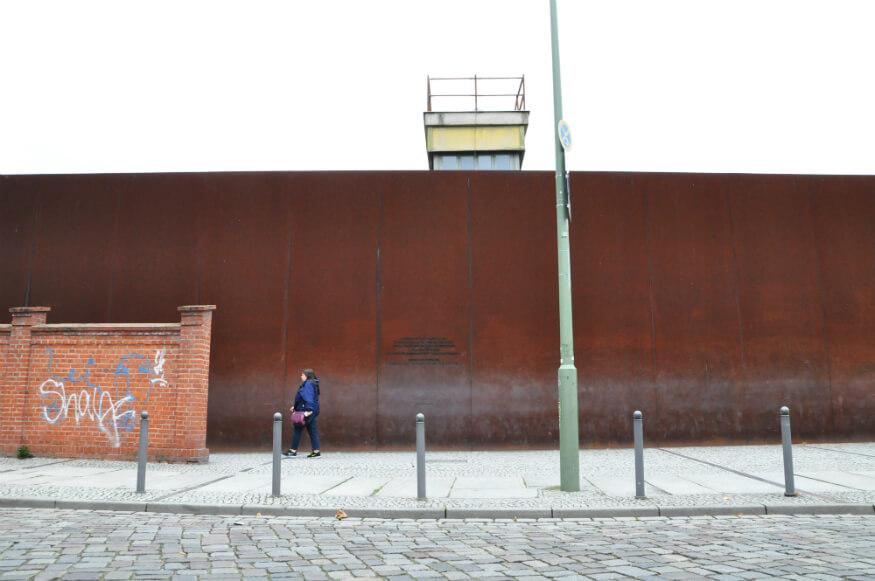 bucket list ideas - berlin wall memorial