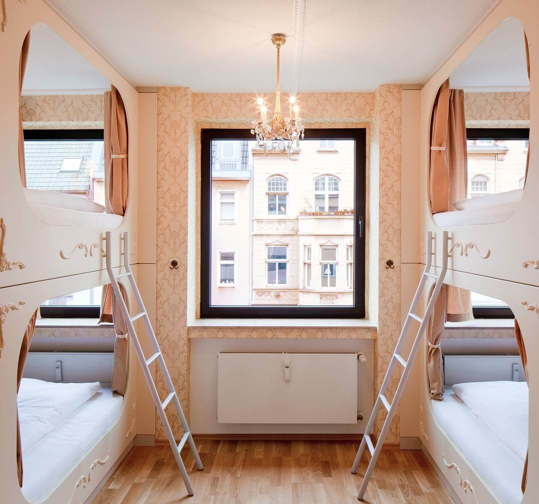 Die Wohngemeinschaft dorms, Cologne Germany
