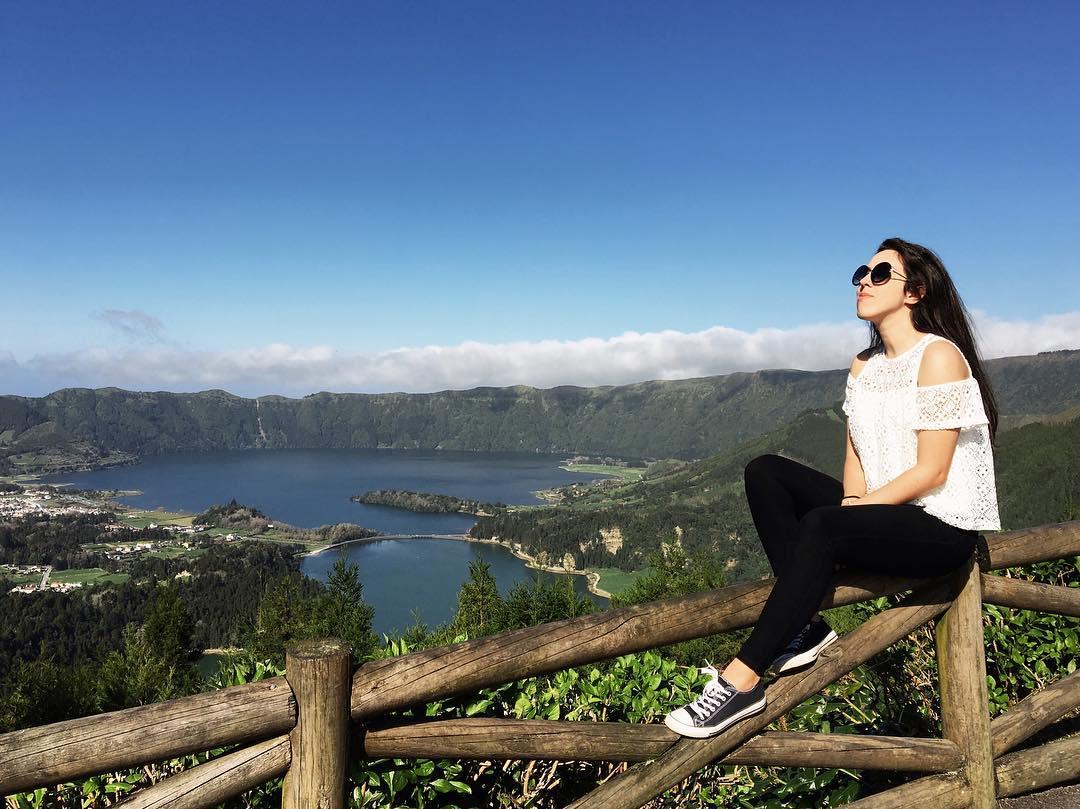 Visiter le Portugal / Les Açores /instagram @catarinalissack