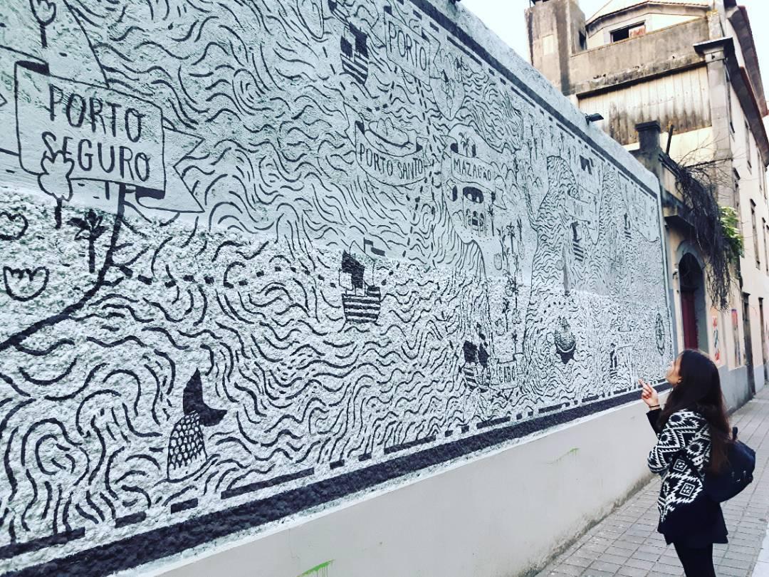 Visiter Porto / Instagram @olenkandrukhiv