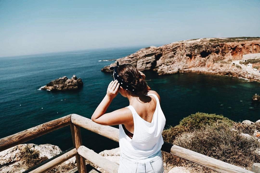 Sagres, ville du Portugal / Instagram @ankekrestel_photo