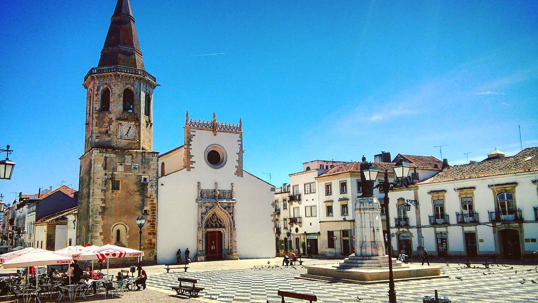 Tomar au Portugal / Instagram @maciunia83