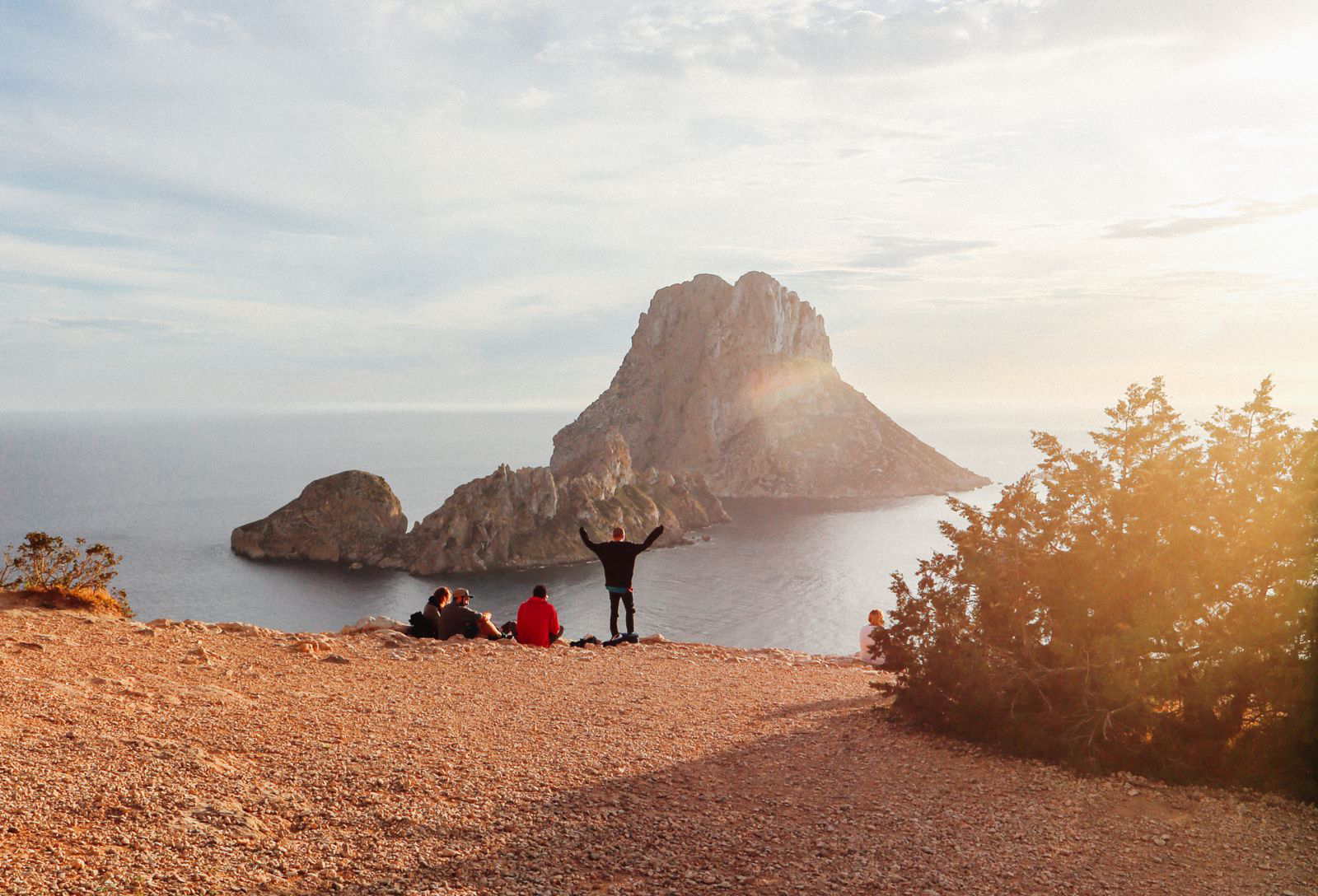 best places to visit in spain / ibiza