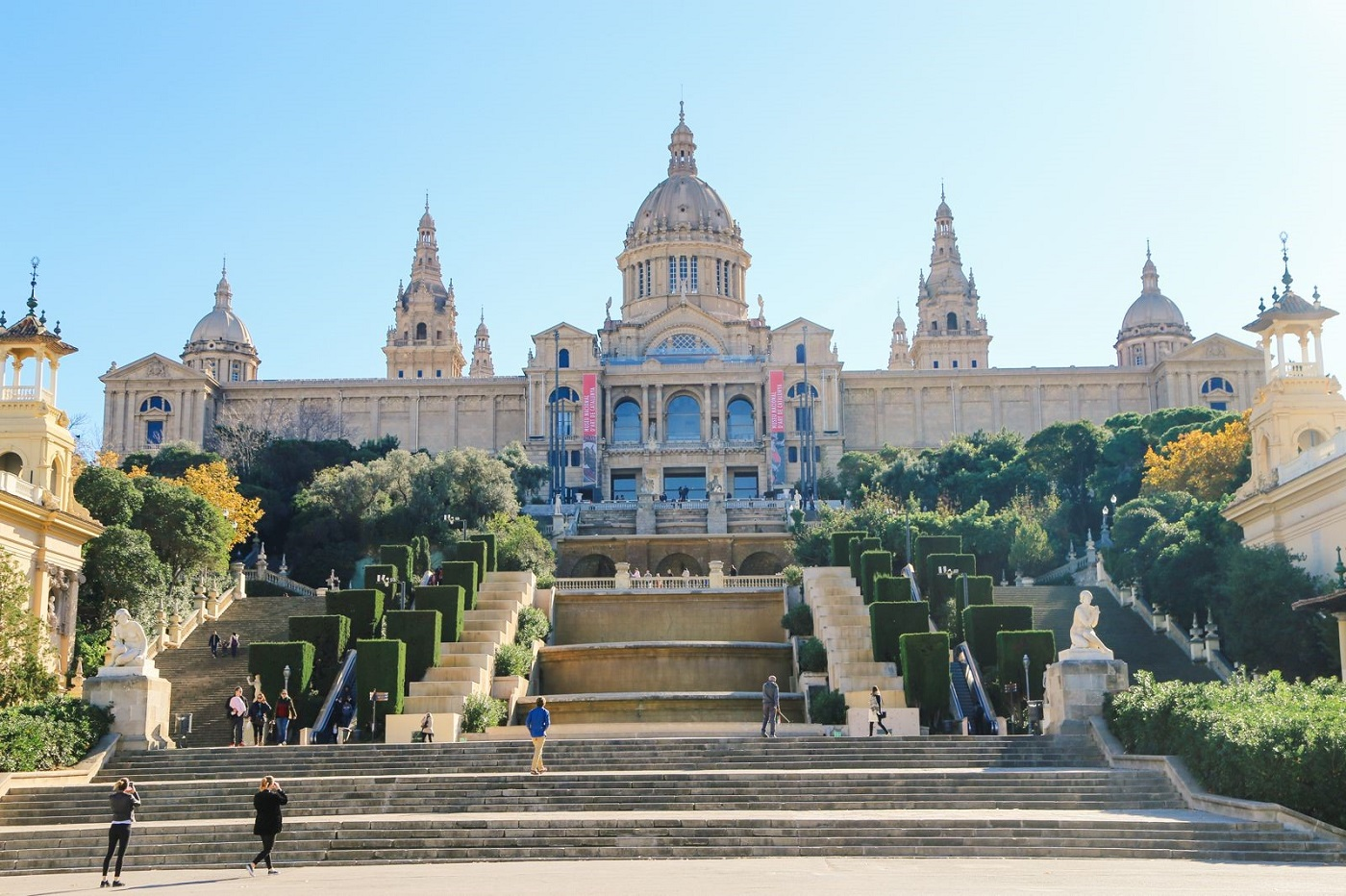best places to visit in spain / barcelona