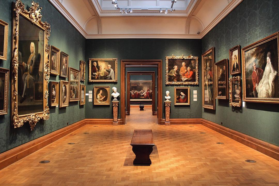 free museums in london national portrait gallery @