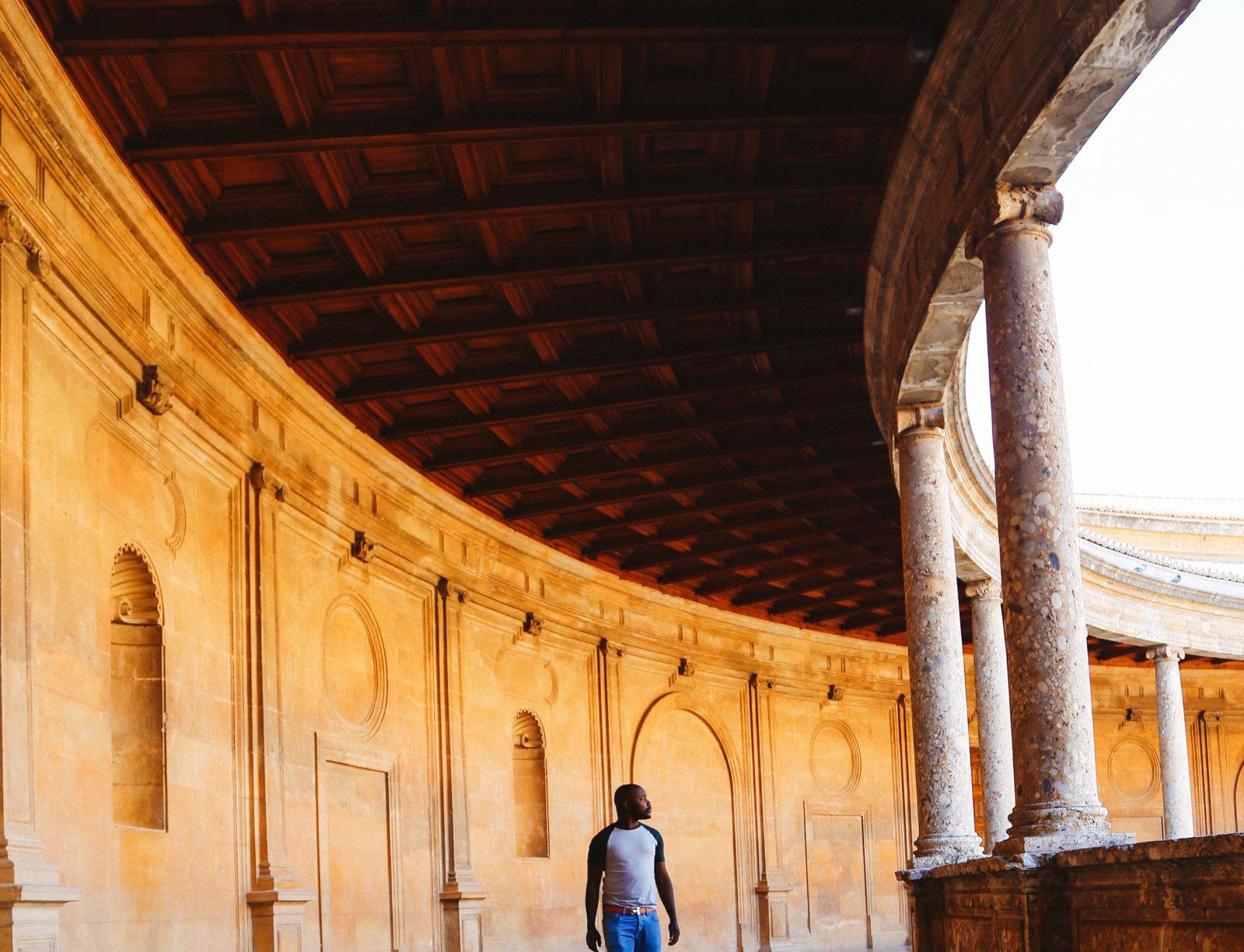 best places to visit in spain / granada
