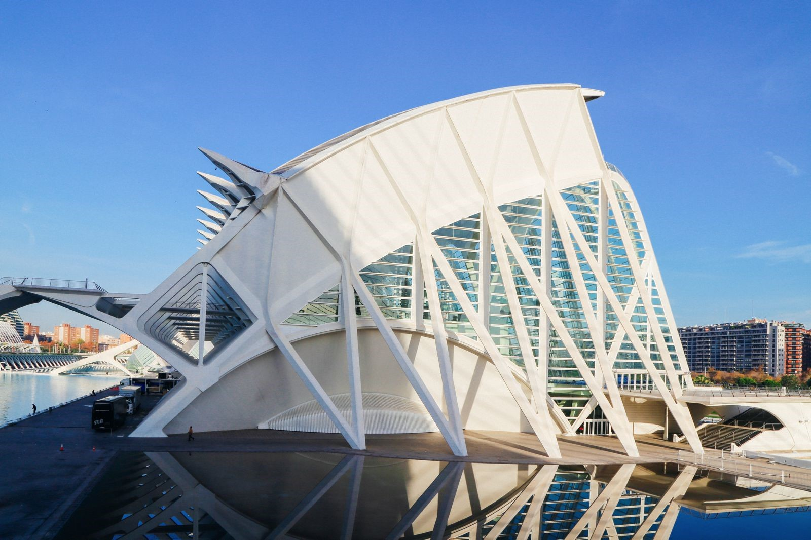 best places to visit in spain / valencia