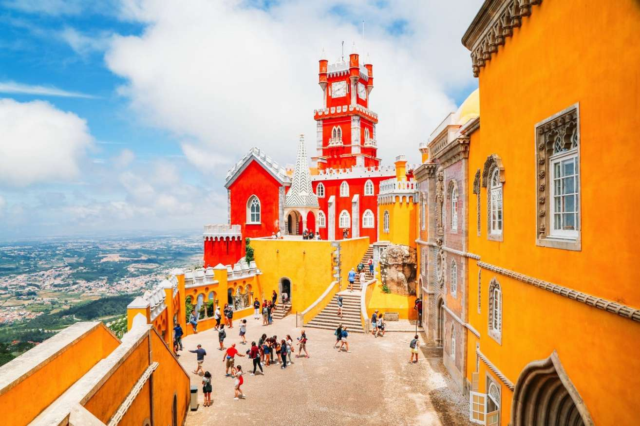 Visiter le Portugal : Sintra / Hand Luggage Only