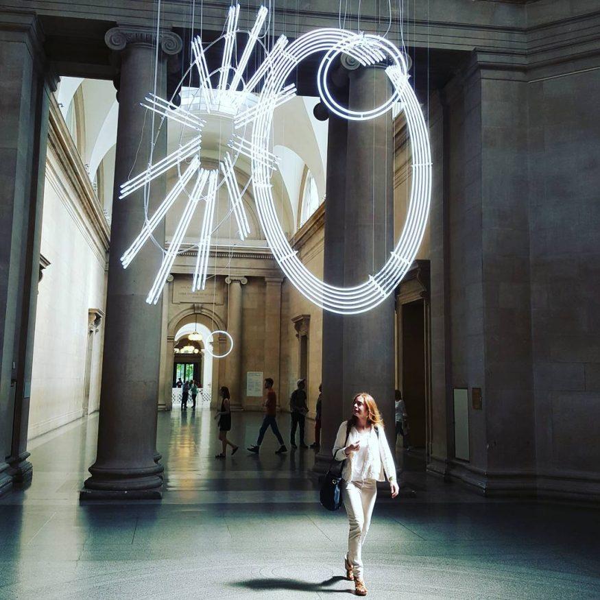 Londres galerias