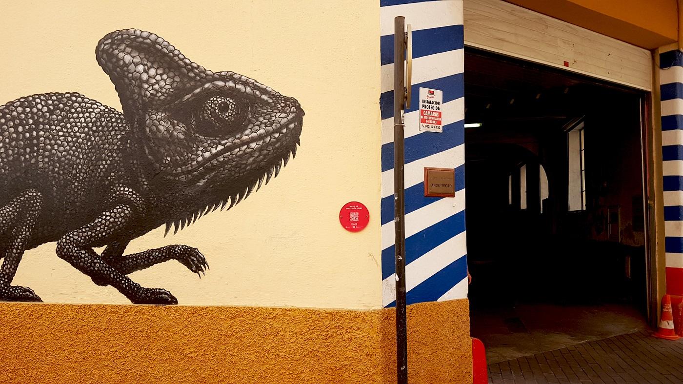 Malaga Street Art - Things to Do in Malaga