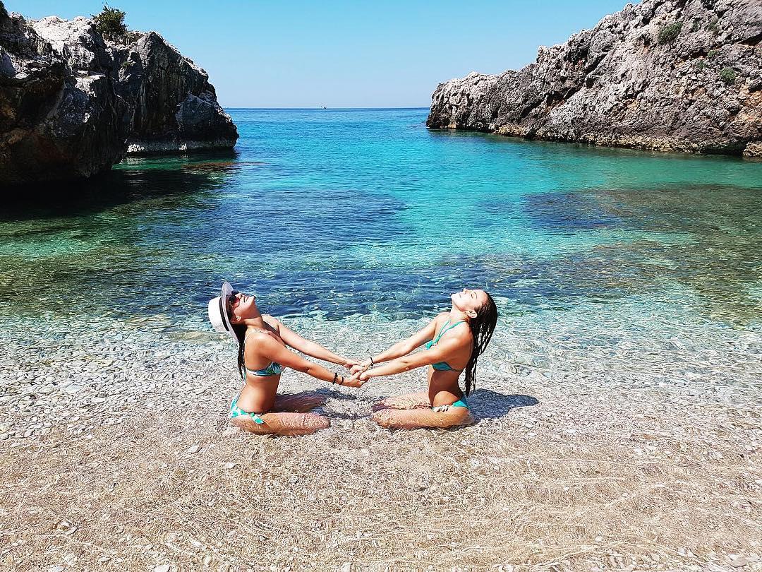 Travel to Albania - Hidden Beaches Of The Albanian Riviera