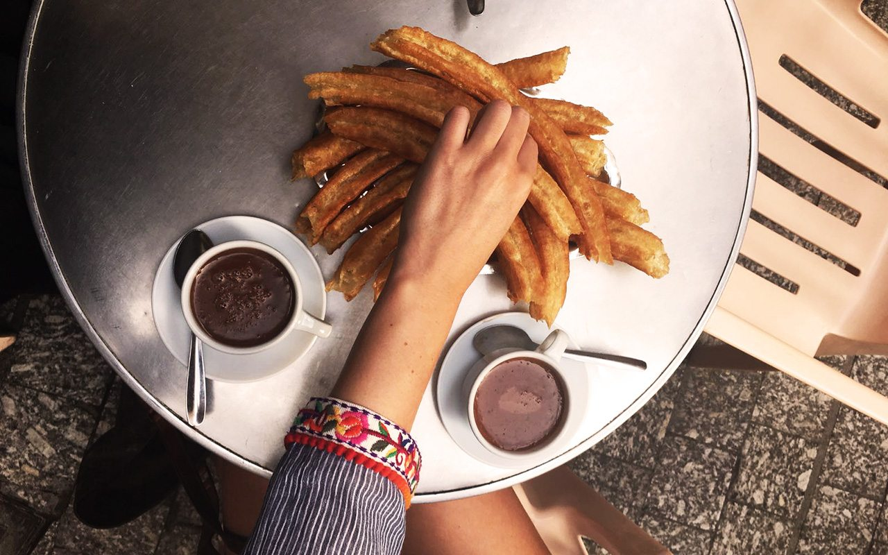 Coffee and Churros - Things to Do in Malaga