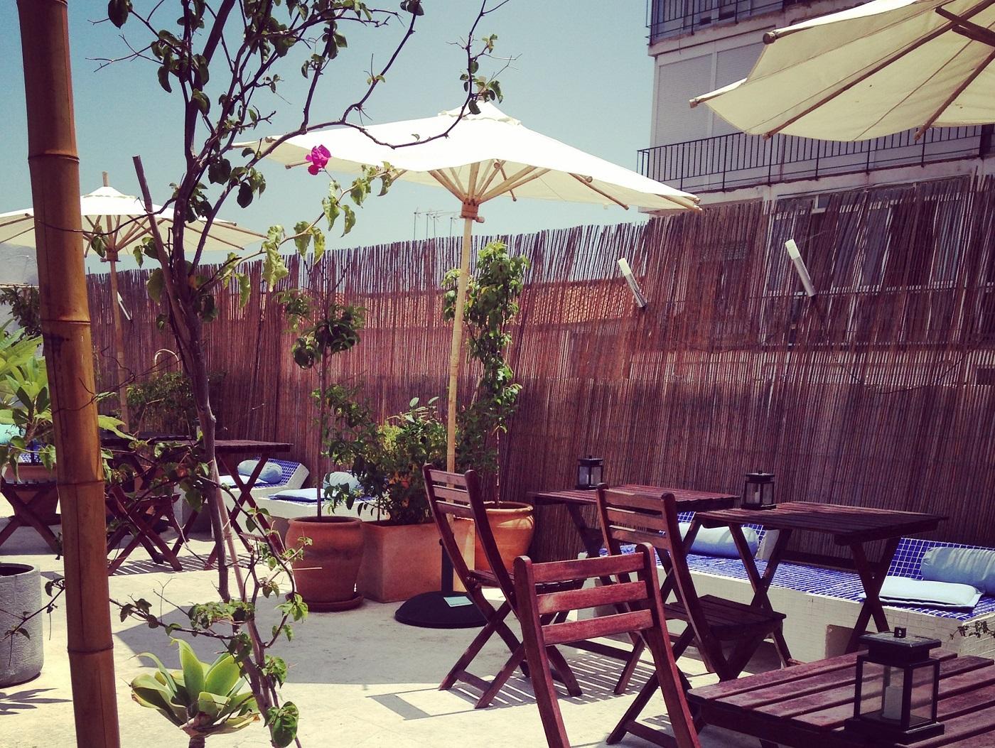 Casa Al Sur Terreza - Where to Stay in Malaga