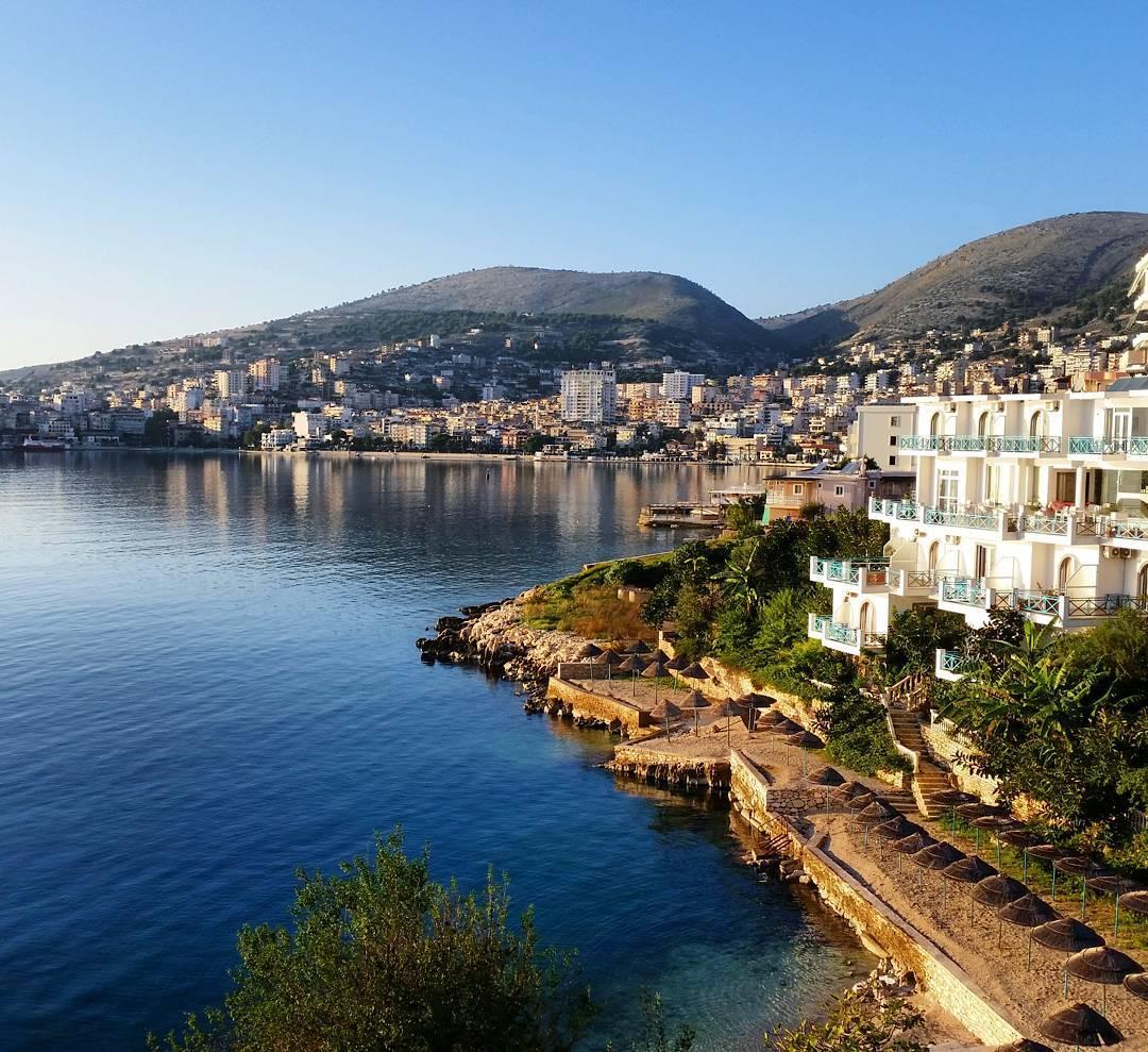 Travel to Albania - Coastal City of Saranda