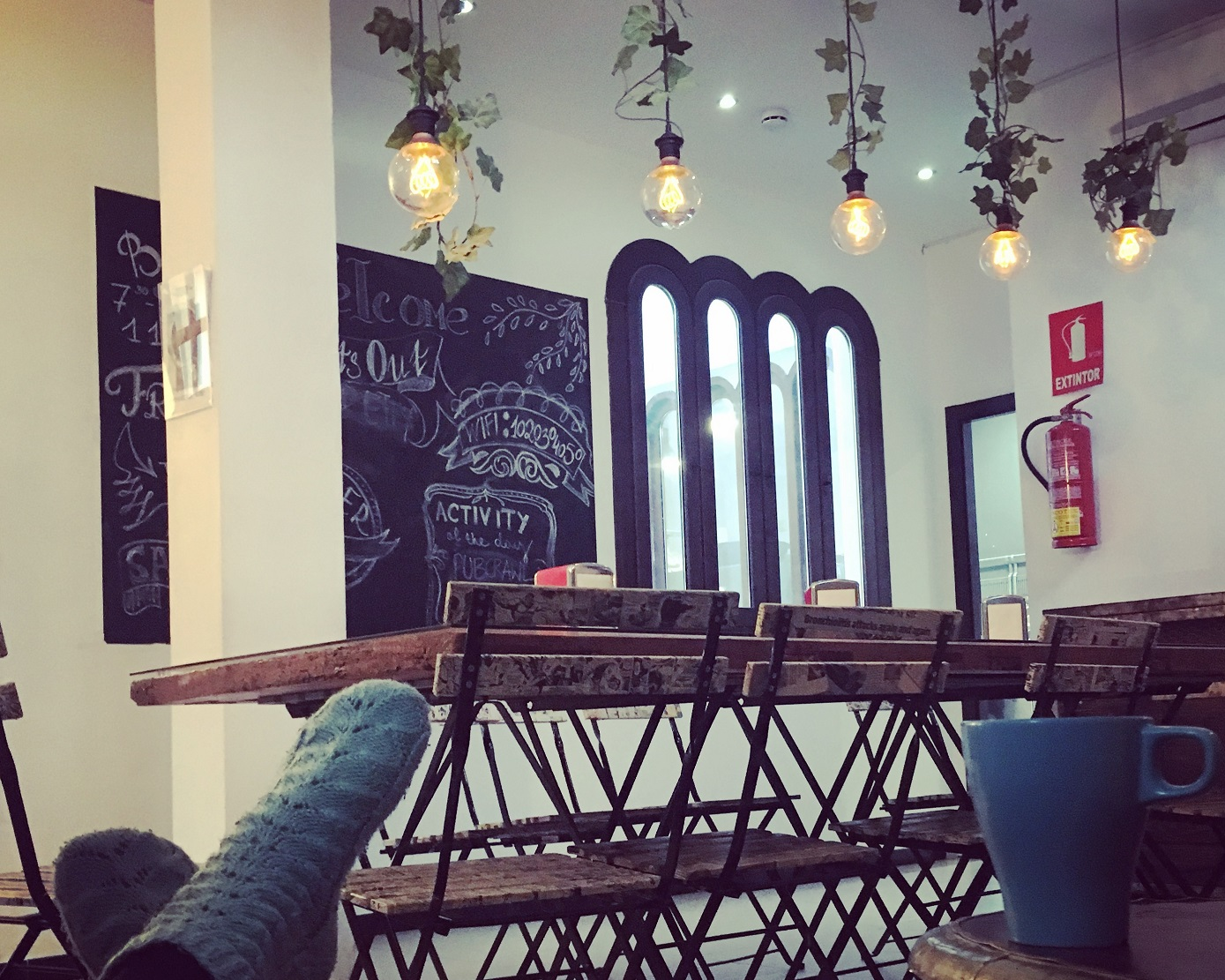 Lights Out Hostel - Where to Stay in Malaga