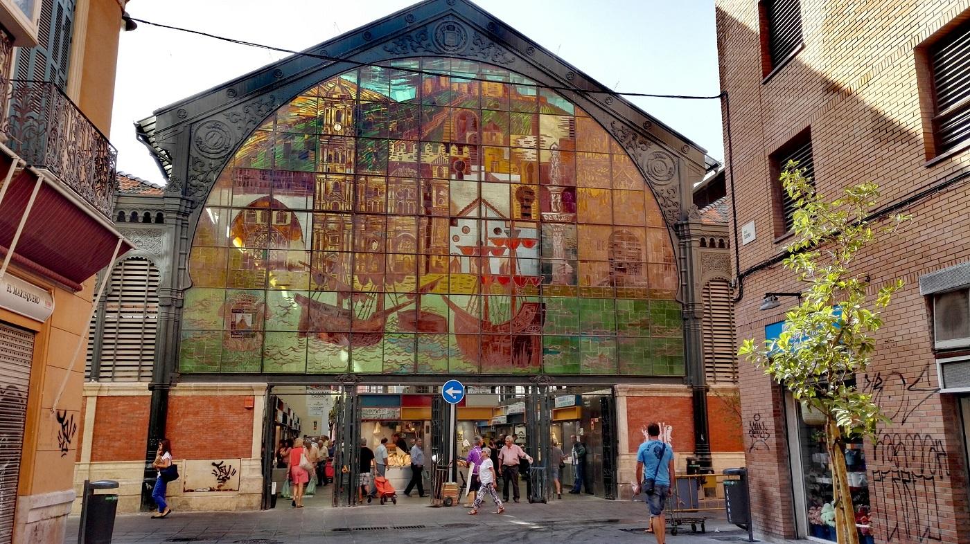 Mercado Atarazanas - Things to Do in Malaga