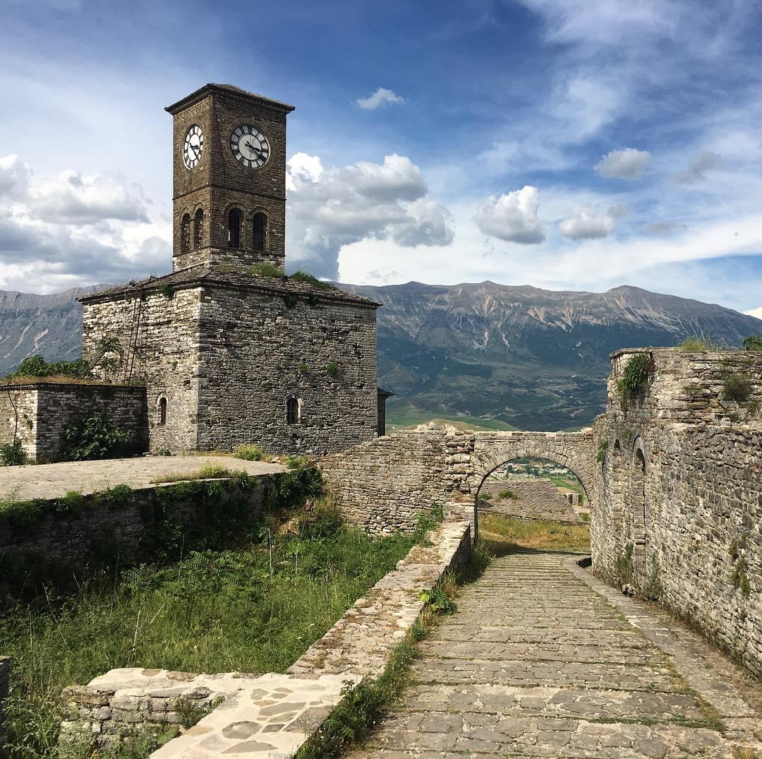 UNESCO World Heritage Site - Gjirokastër