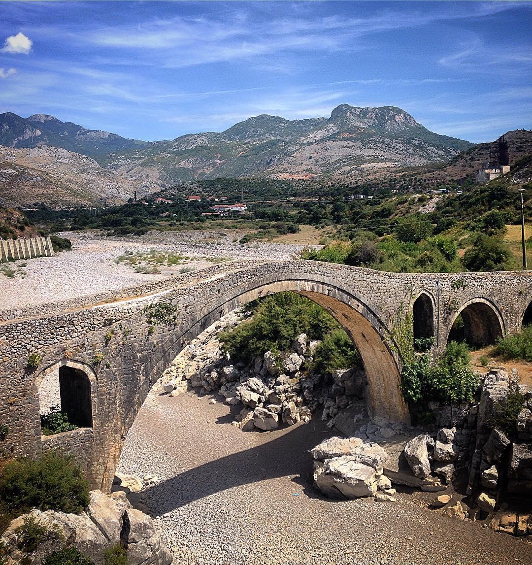 The 18th century Ottoman Mes Bridge