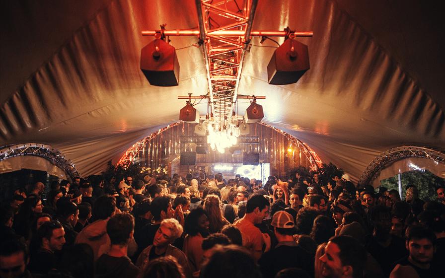Best Nightclubs in the World - Concrete, Paris