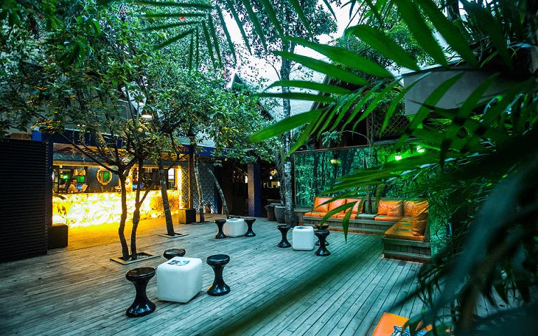 The Best Nightclubs in the World - Warung Beach Club, Southern Brazil