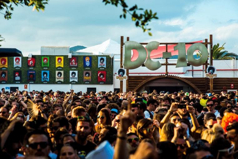 Best Nightclubs in the World - DC10, Ibiza